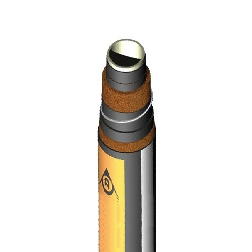 Smooth Bore XLPE Hose for Suction & Discharge Type 341X