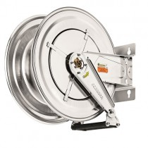 Ecodora Stainless Steel Air/Water Reel