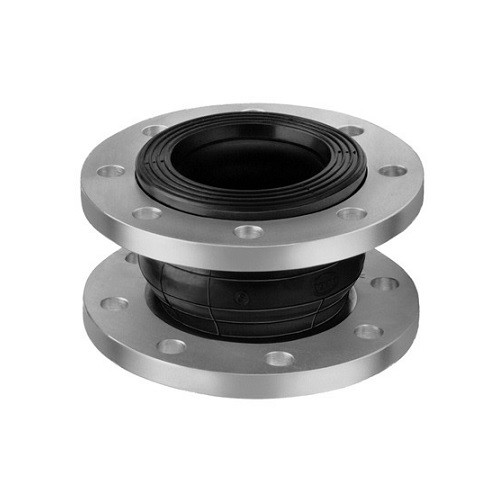Flexible Rubber Joints - Single Sphere Connectors - Swivel