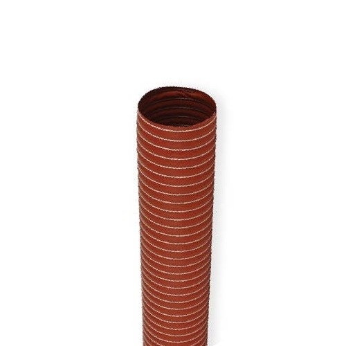 High Temperature Silicone Ducting 1 PLY