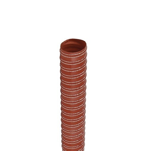 High Temperature Silicone Ducting 2 PLY