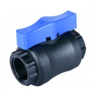 Hansen Compact Ball Valve Full Flow