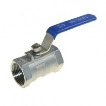 Stainless Steel Ball Valve One Piece