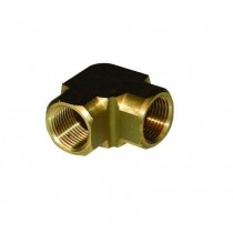 Brass Female 90 degree Elbow