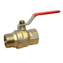 Lever Handle M/F Brass Ball Valve
