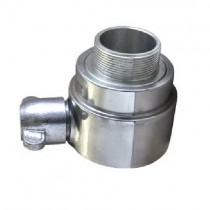 Instantaneous Coupling - Female Coupler with Male BSP Thread