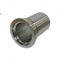 Bio Stainless Steel Sanitary Tail with Female RJT SS316