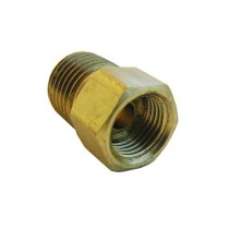 Brass Inverted Flare Male Connector