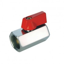 Mini Hex Ball Valve F/F