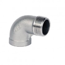 Stainless Steel Male to Female Elbow