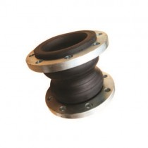 Rubber Expansion Joints - Twin Sphere Connectors